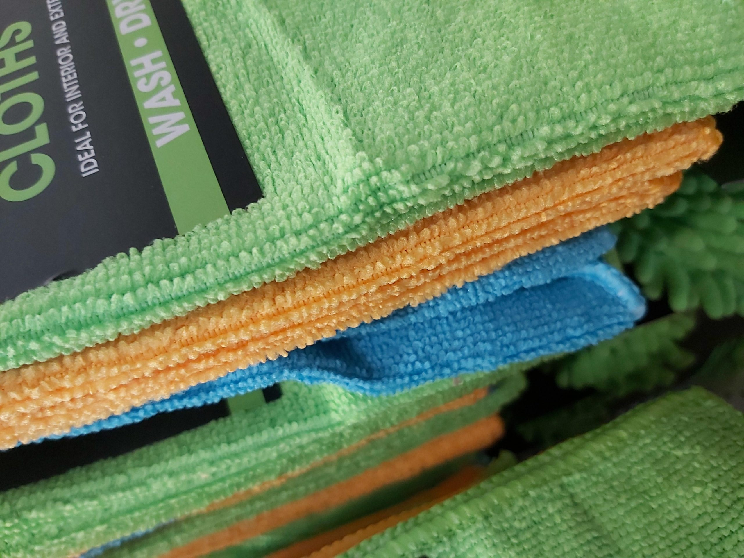 Washing Microfiber Towels After Waxing has to be done correctly to protect the microfibers